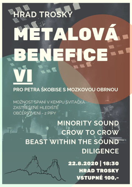 Metalová benefice VI.