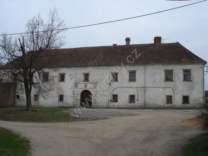Hrubšice (zámek)
