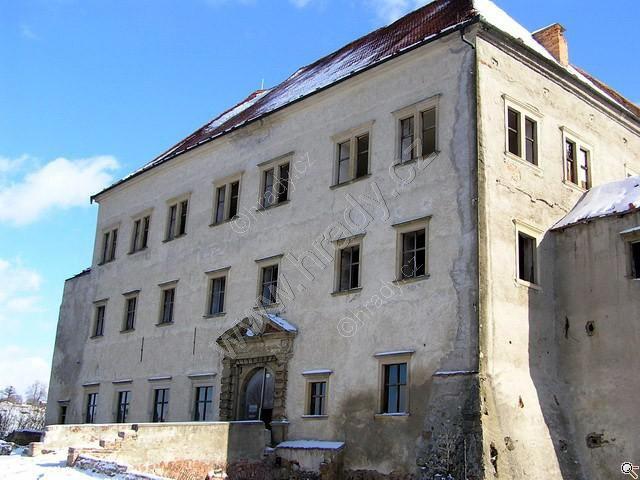 Dolní Kounice (zámek)