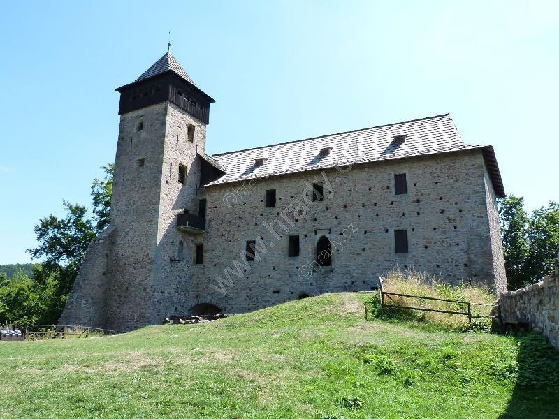 Litice - Záchlumí (hrad)