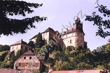 Jánský Vrch (zámek)