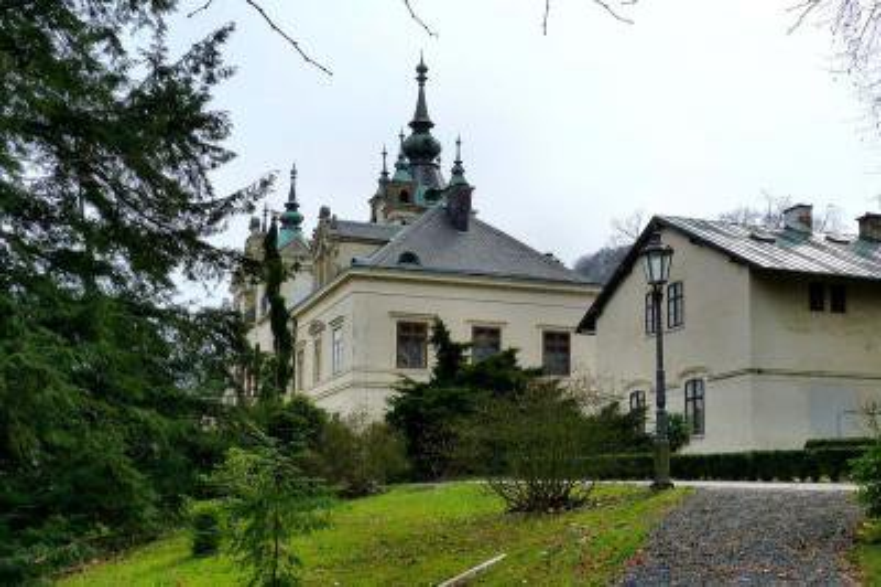 Velké Březno (nový zámek)