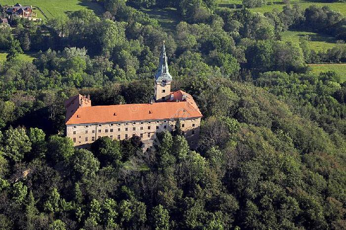 Zelená Hora (zámek)