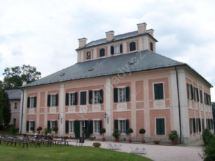 Ratibořice (zámek)