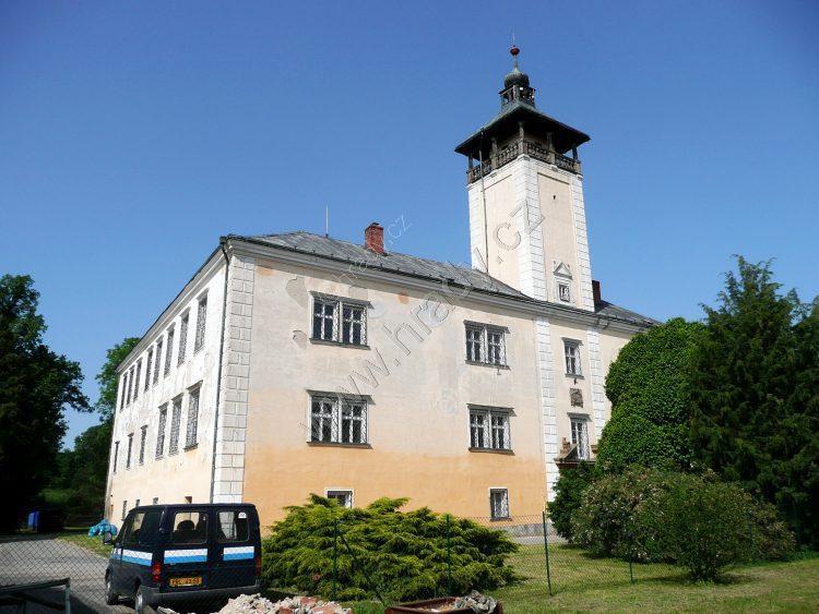 Dřevohostice (zámek)