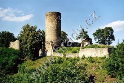 Dobronice (zřícenina hradu)
