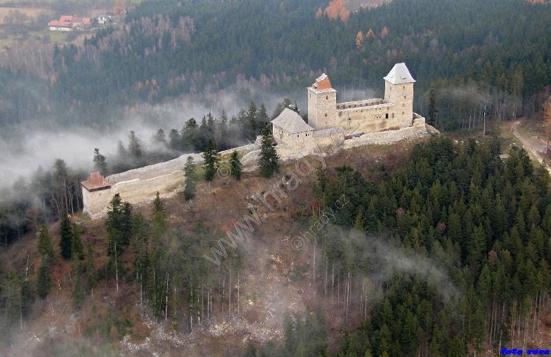 Kašperk (hrad)