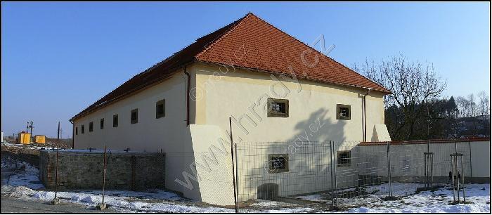 Dubeč (starší tvrz)