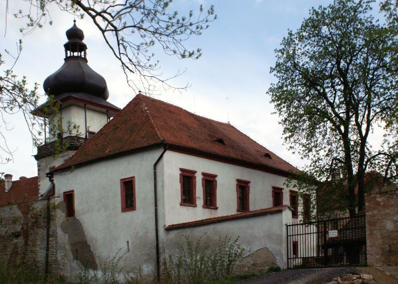 Nový Hrad Jimlín (zámek)
