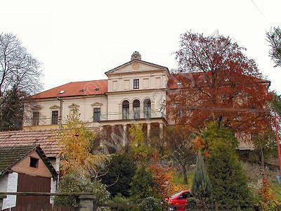 Habrovany (zámek)