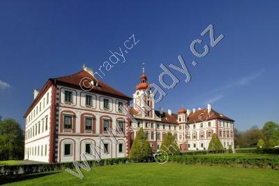 Mnichovo Hradiště (zámek)