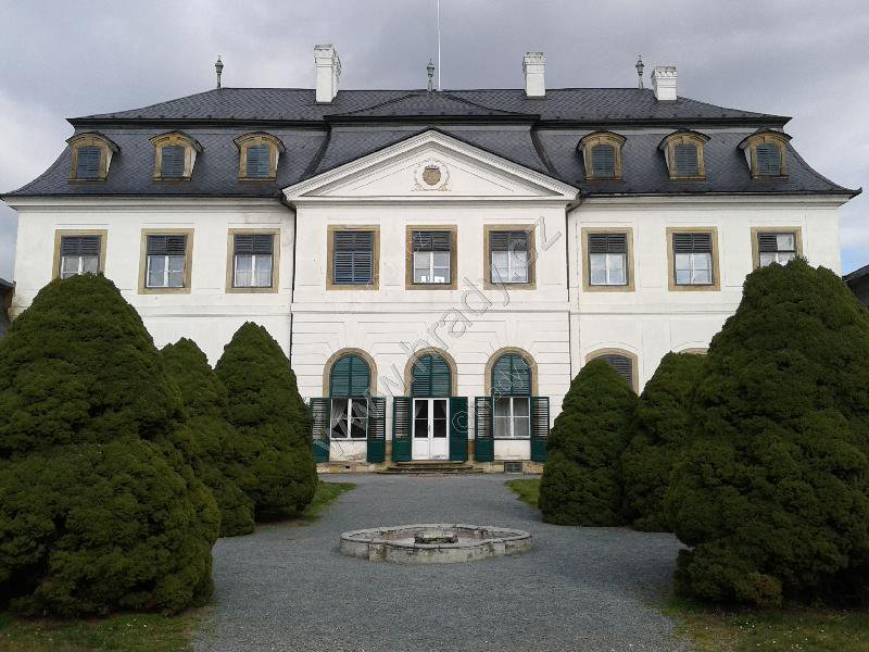 Náměšť na Hané (zámek)