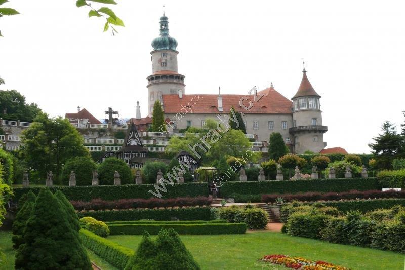 Nové město nad Metují (zámek)