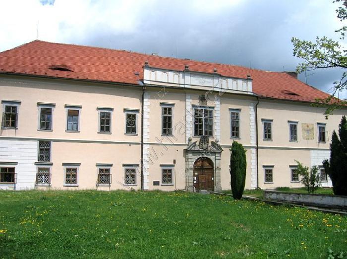Štěkeň (zámek)