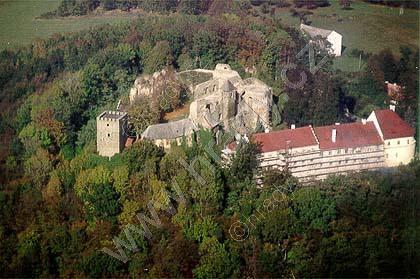 Klenová (hrad)