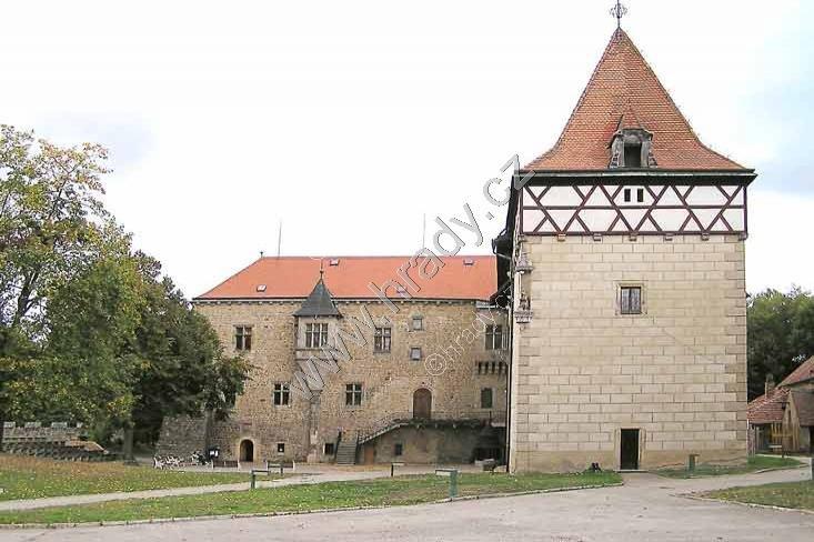 Budyně nad Ohří (hrad)