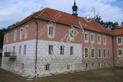 Koloděje nad Lužnicí (zámek Mitrowicz)