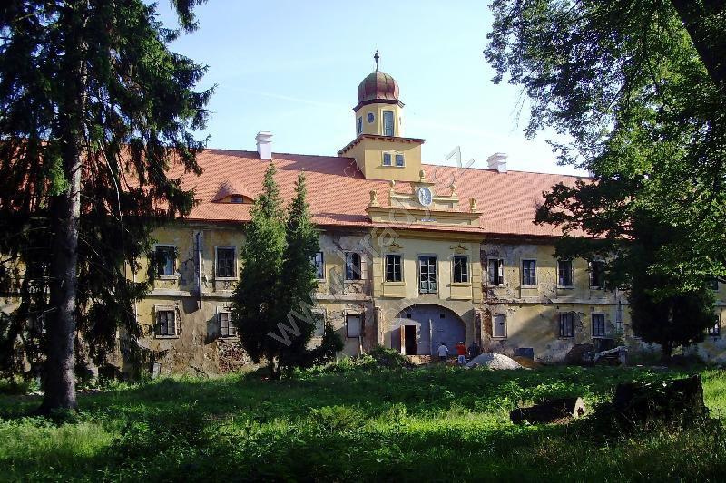 Štědrá (zámek)