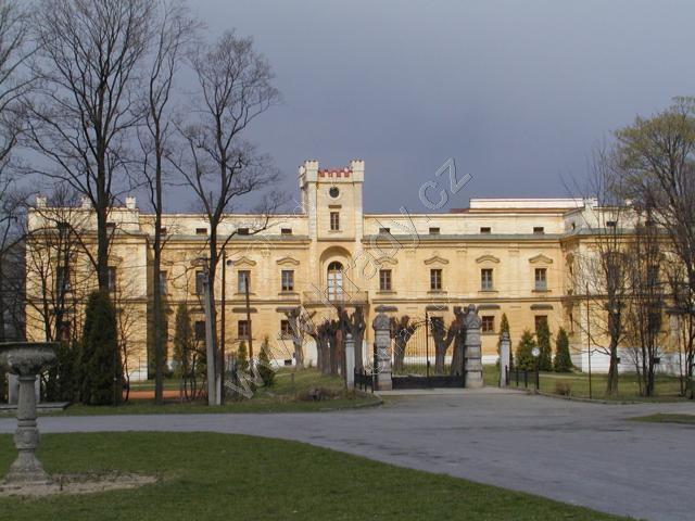 Slezské Rudoltice (zámek)