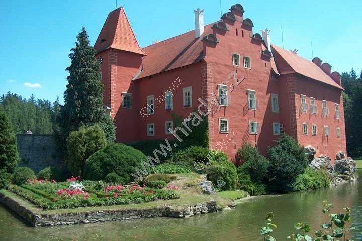 Červená Lhota (zámek)