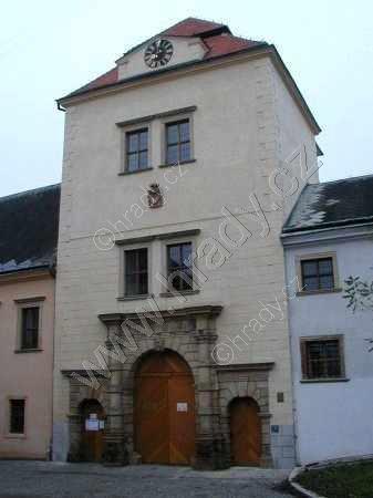 Moravská Třebová (zámek)