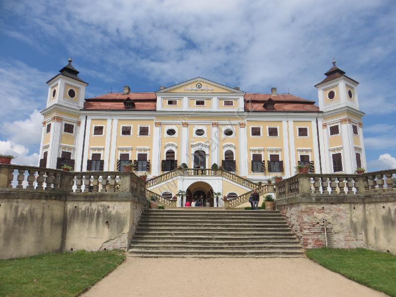 Milotice (zámek)