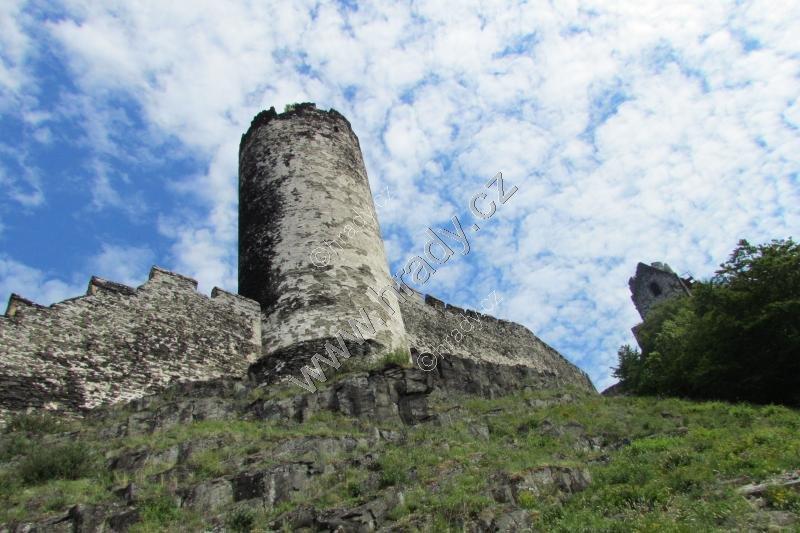 Bezděz (hrad, zřícenina)