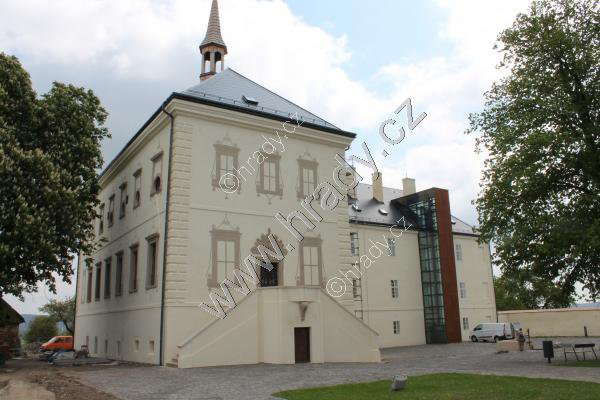 Svijany (zámek)