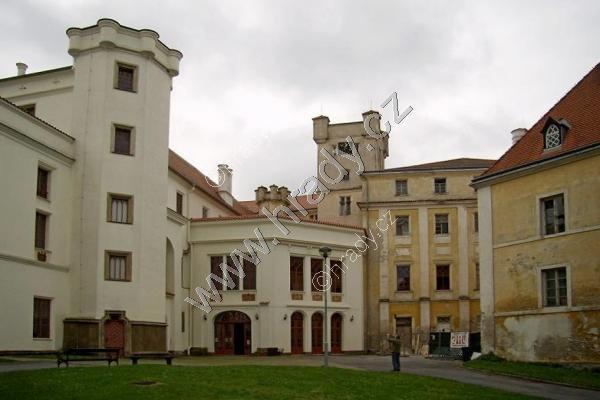 Bor (zámek)