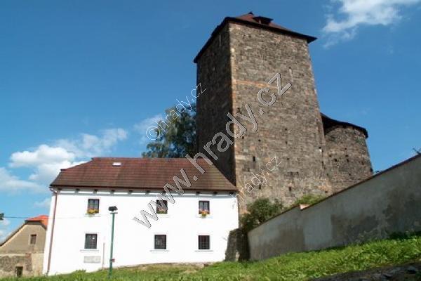 Týnec nad Sázavou (hrad)