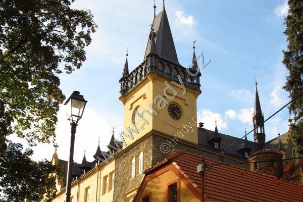 Zruč nad Sázavou (zámek)