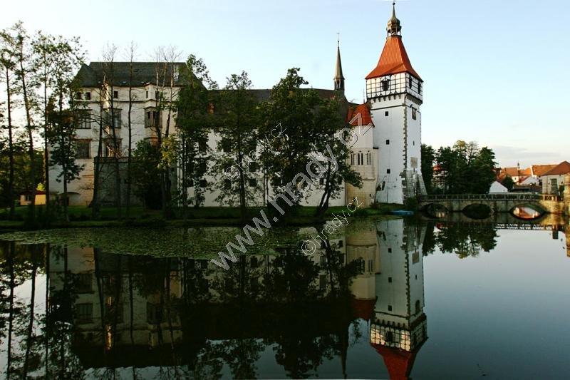 Blatná (zámek)
