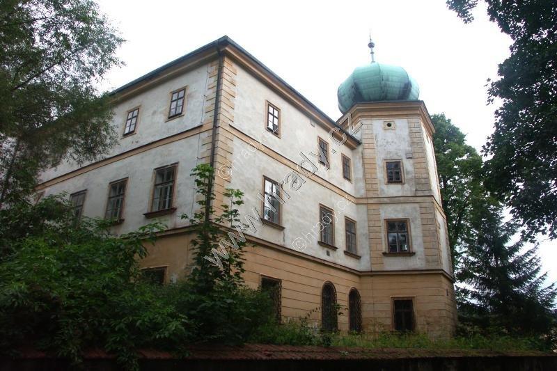 Adršpach (zámek)