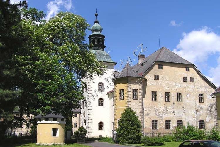 Janovice u Rýmařova (zámek)