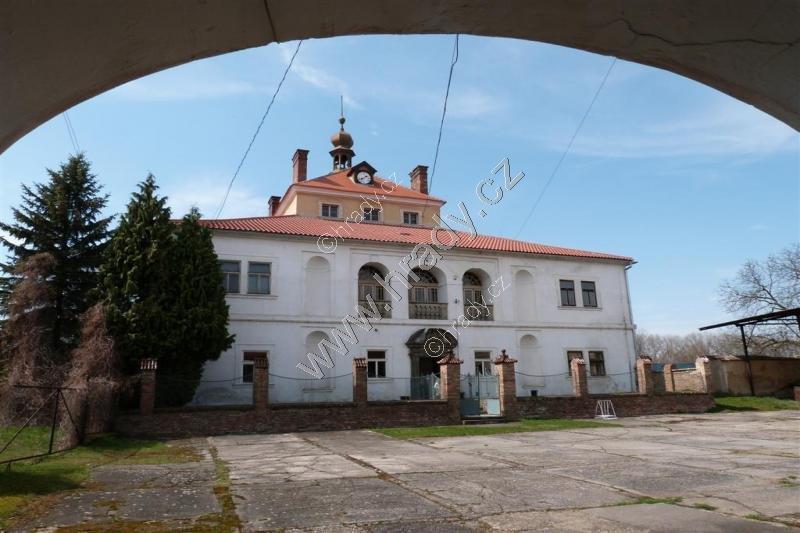 Pátek nad Ohří (zámek)