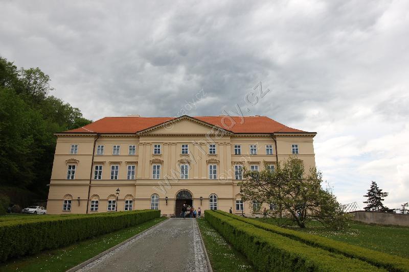 Boskovice (zámek)