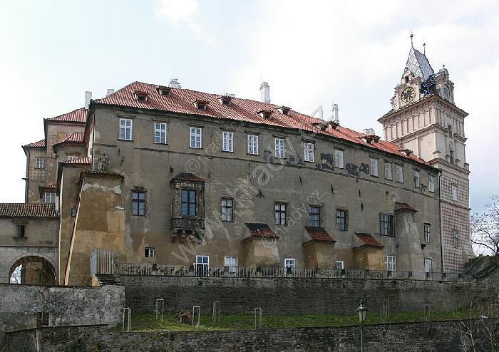 Brandýs nad Labem (zámek)