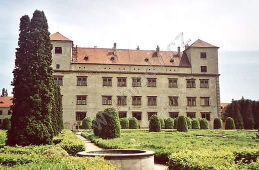 Bučovice (zámek)
