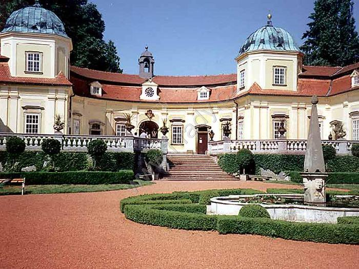 Buchlovice (zámek)