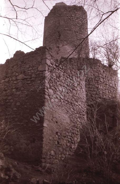 Cimburk u Koryčan (zřícenina hradu)