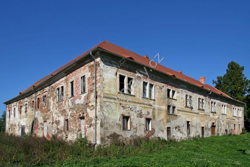 Čečovice (zámek)