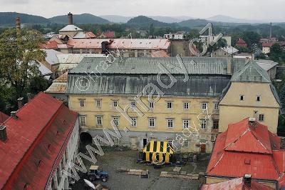Česká Kamenice (zámek)