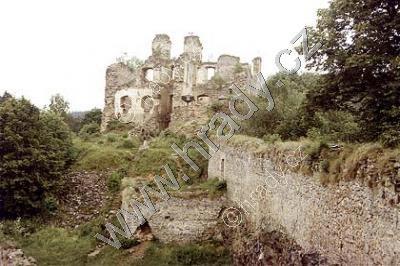 Dívčí Kámen (zřícenina hradu)