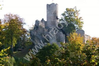 Frýdštejn (zřícenina hradu)