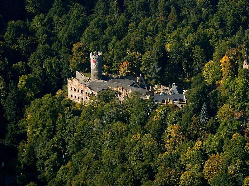 Hauenštejn - Horní Hrad (hrad)