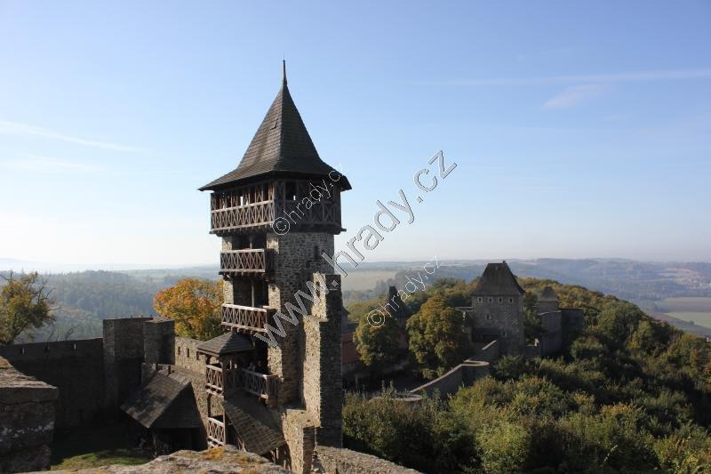 Helfštýn (zřícenina hradu)