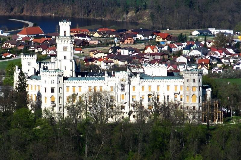 Hluboká nad Vltavou (zámek)