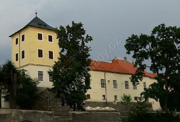 Horažďovice (zámek)
