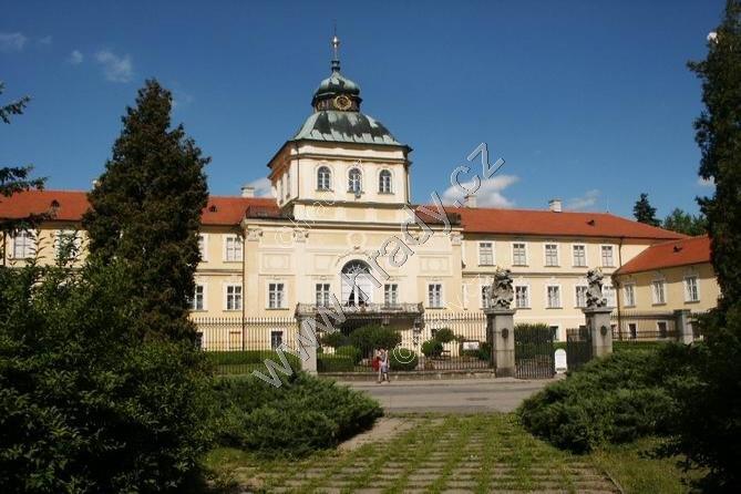 Hořovice (nový zámek)