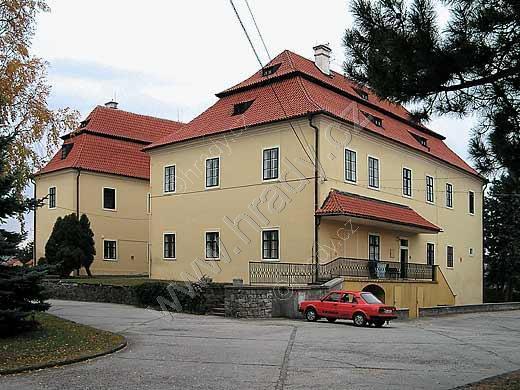 Hořovice (starý zámek)